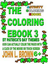 The Coloring Ebook 3 St Patrick's Day
